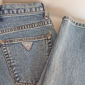 Vintage Guess Mom High Waist Jeans Size 31